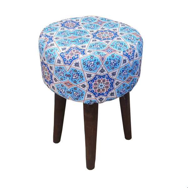 Persian Footstool Pouf RX