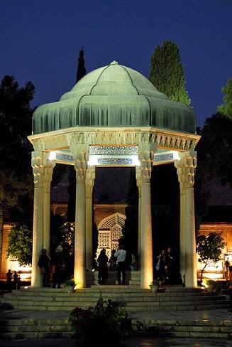 Hafez Tomb - Hafiz Shirazi | ShopiPersia
