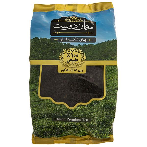 Mehman Doust Iranian Broken Tea 500 Geram