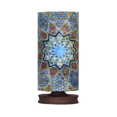 Persian Wooden Lampshade Model Sonati