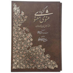 Masnavi A Selection Of Poems Book