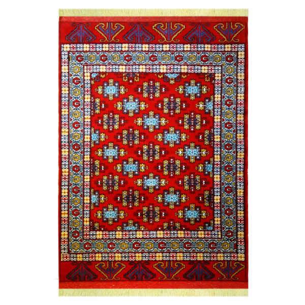 Persian Carpet Handmade, Turkoman 70