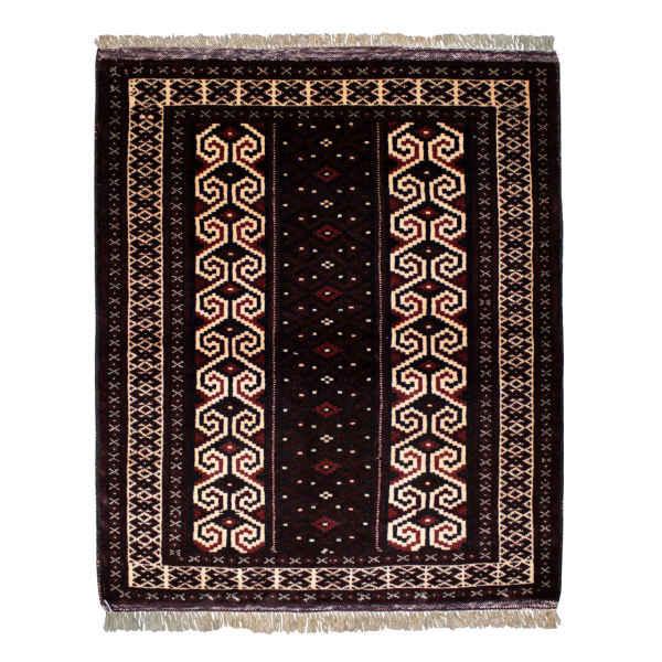 Persian Carpet Handmade, Turkoman71