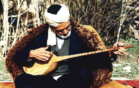 Persian Dutar Instrument | ShopiPersia