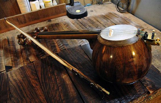 Persian Kamancheh Instrument | ShopiPersia