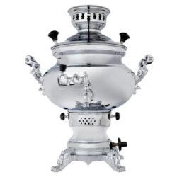 8 Liter Persian Gas Brass Samovar S2118