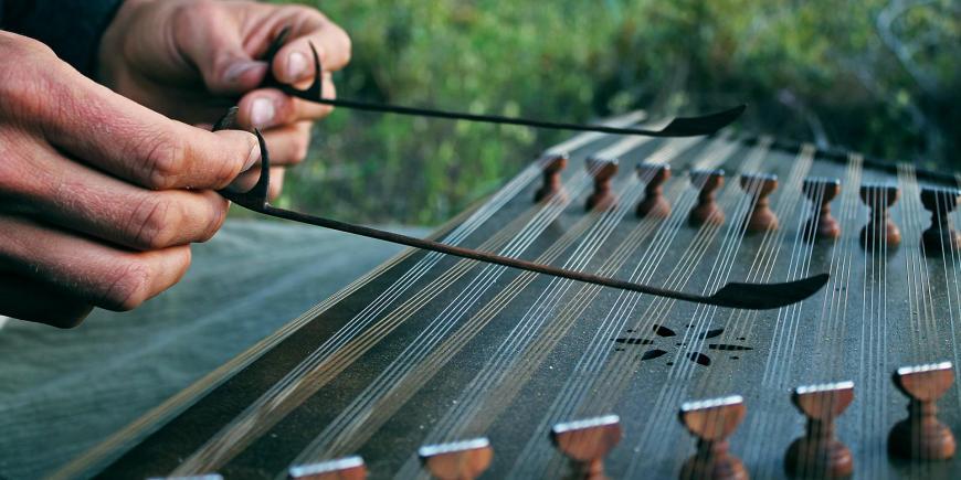 Persian Santur Instrument | ShopiPersia