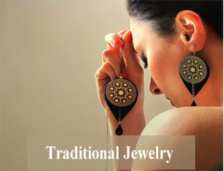 Arabic Middle Eastern Persian Traditional Jewelry Suzani | ShopiPersia