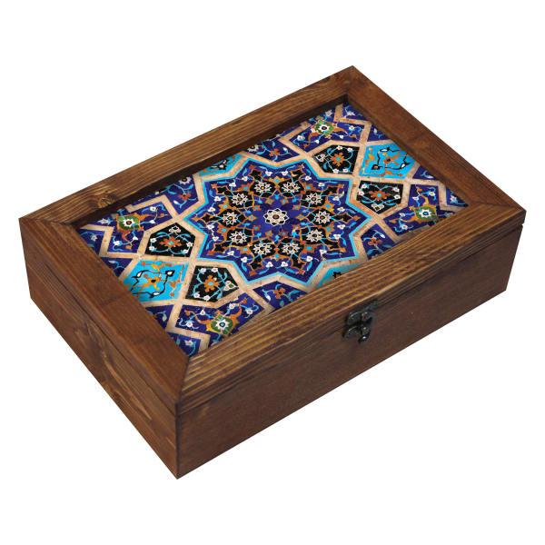 Persian Wooden Gift Box EG30