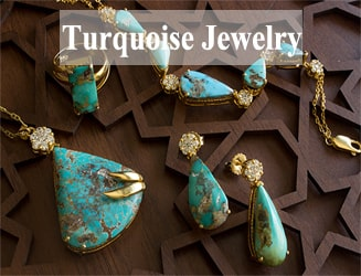 Persian turquoise jewelry Shop | ShopiPersia