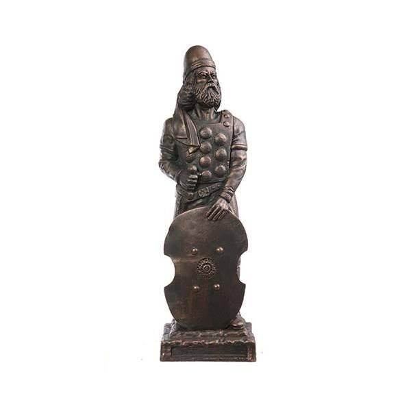 Persian Immortals Babak Khorramdin Statue