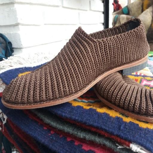 Persian Handmade Klash Giveh Footwear