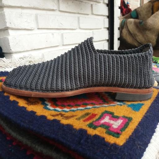 Persian Handmade Klash Giveh Shoes