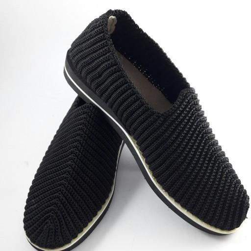 Handmade Cotton Klash Giveh Shoes