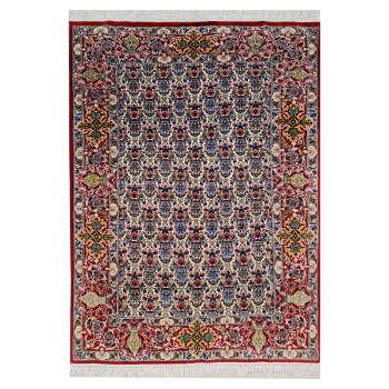 Handmade Isfahan Rug Afshan