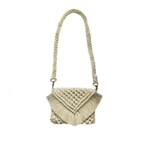 Women's Macrame Handbag Model Par