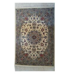 Hand Knotted Persian Toranj Lachak Rug