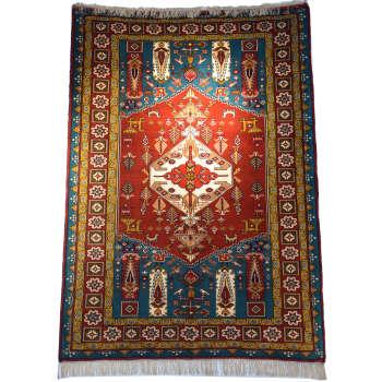 Iranian Handwoven Carpet Toranj - Ashayer