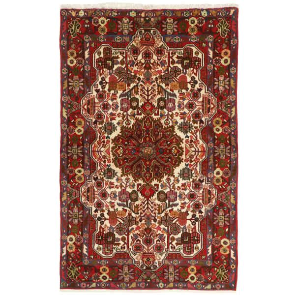 Handmade Nahavand Carpet Toranj Model Flower