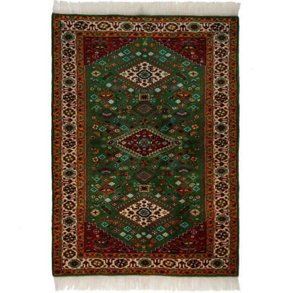 Persian Handmade Carpet Lachak