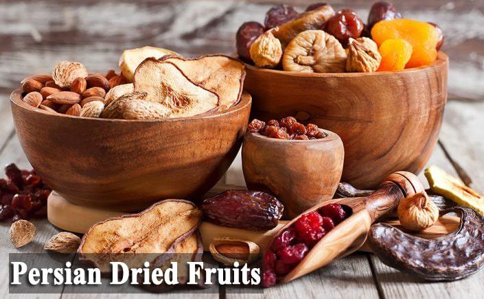 Persian Dried Fruits Shop | ShopiPersia
