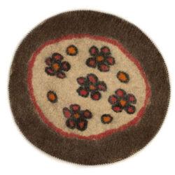 Persian Felt Carpet Model Shahroud