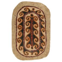 Persian Handmade Felt Carpet Model Eslimi