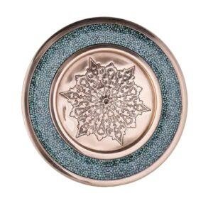 Firoozeh Koob Honarlux Copper Plate Dish