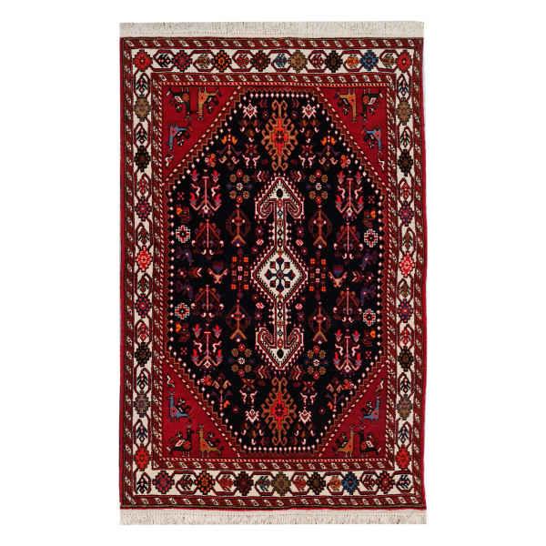 Persian Handmade Carpet Toranj