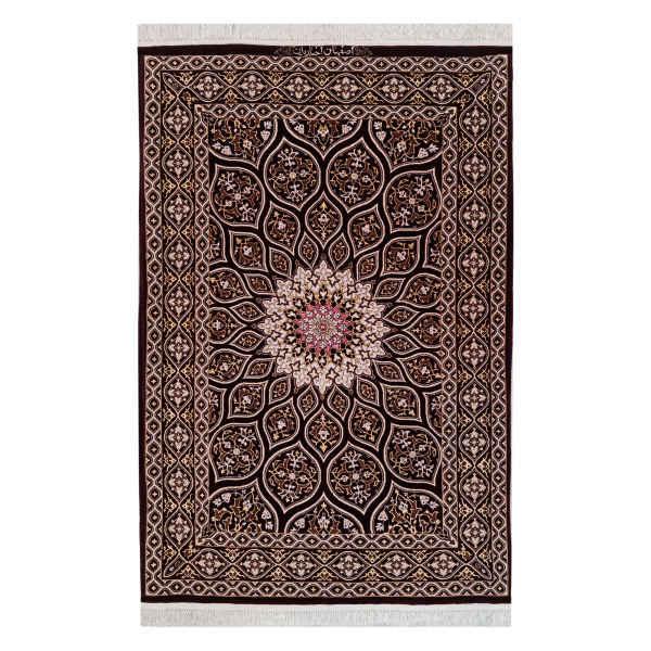 Isfahan Handmade Rug Toranj Model Akhbariyan