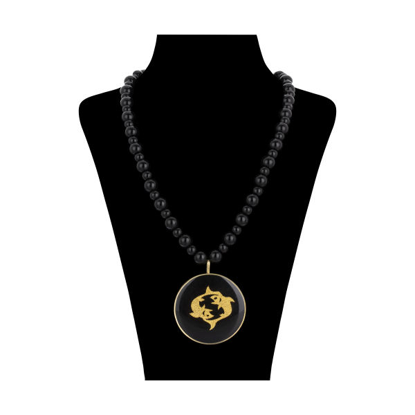 Esfand Symbol - Persian Necklace