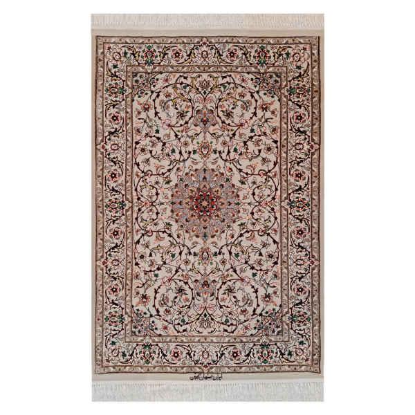 Persian Handmade Carpet Toranj - Abtin