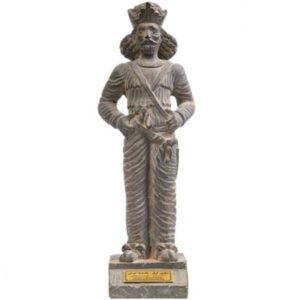 Iranian Immortals Shapur I The Great King Statue