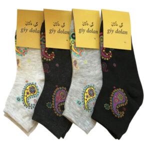 Iranian Women's Socks Model Bote Jeghe