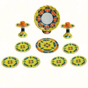 MinaKari Haft Seen Collection Bowls Dishes
