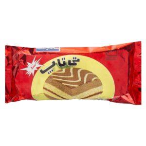 Salemin Ti-Tap Cake 40 Gram (40 Pack)