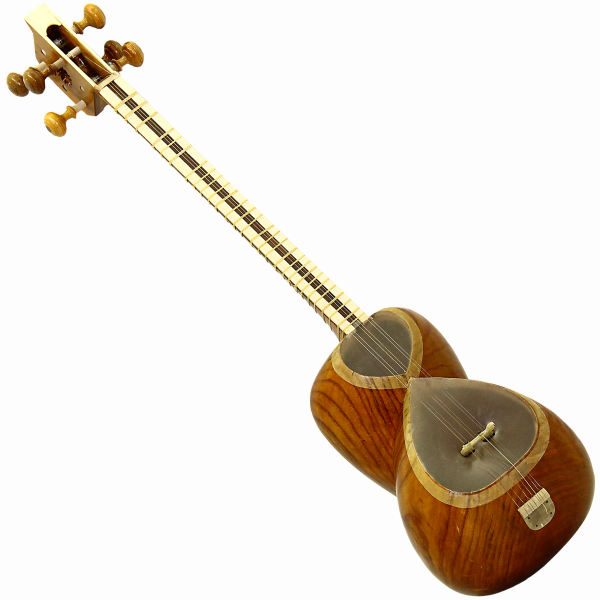 Iran-Saz Tar String Instrument Model 2 Stamp