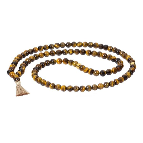 Muslim Prayer Beads Model Tiger Eye Stone
