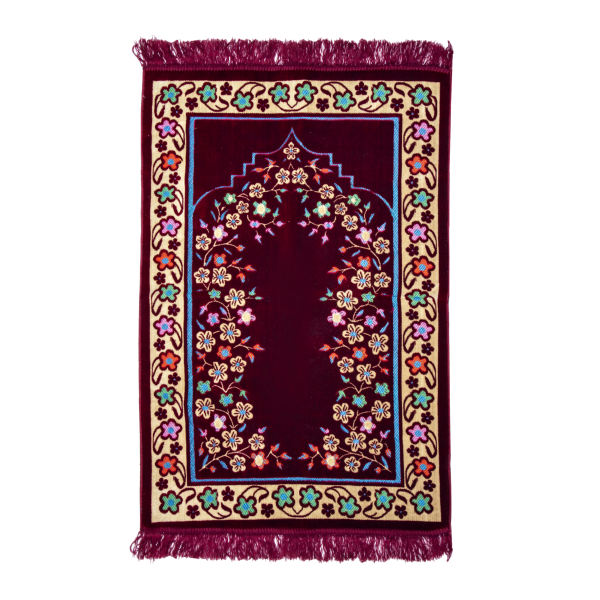 Janamaz Muslim Prayer Mat Rug