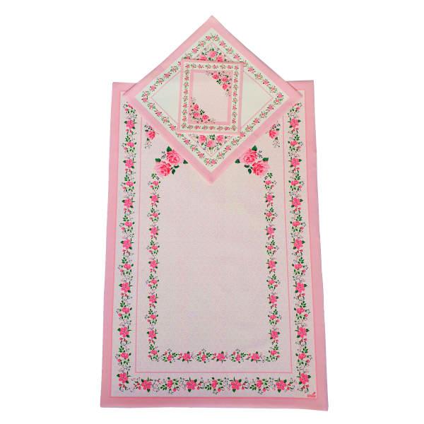 Janamaz Muslim Prayer Mat Rug - Nastaran