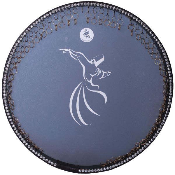 Persian Saz Center Daf Drum Model Molana 2