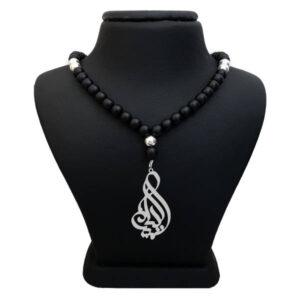 Persian Silver Necklace Model Amir Kia