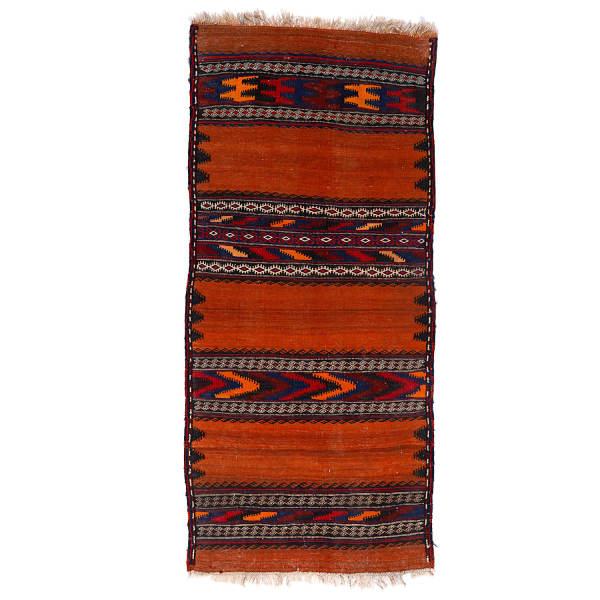 Balouchi Handmade Khorasan Runner Kilim