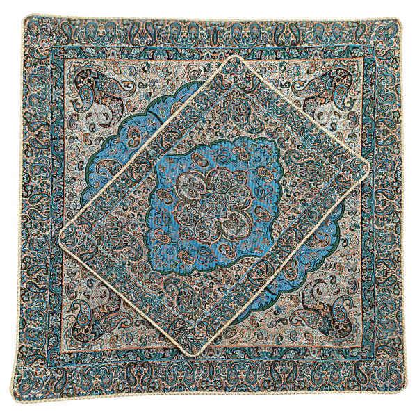 Janamaz Muslim Prayer Mat Model Shah Abbasi