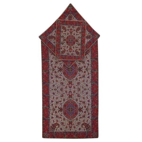 Janamaz Muslim Prayer Mat Salari Model Diba