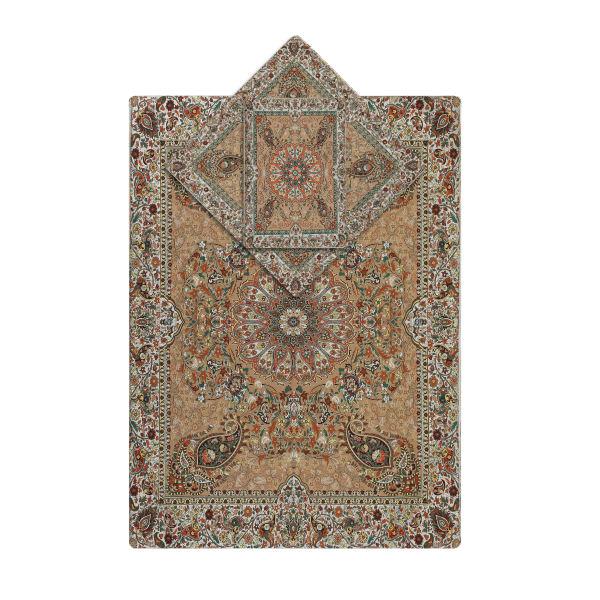 Janamaz Muslim Prayer Mat Model Afshar