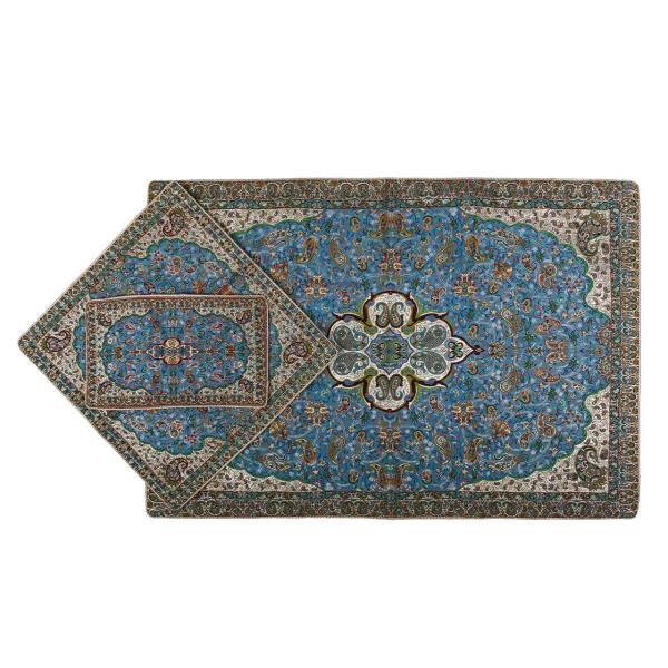 Sajadeh Muslim Prayer Mat Hosseini - Shah Abbasi