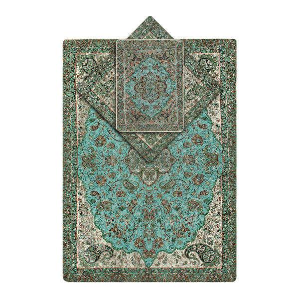 Sajadeh: Janamaz Muslim Prayer Mat Model Khatam