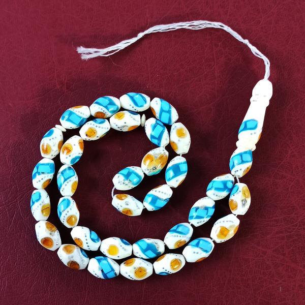 Muslim Prayer Beads Model elephant tusk