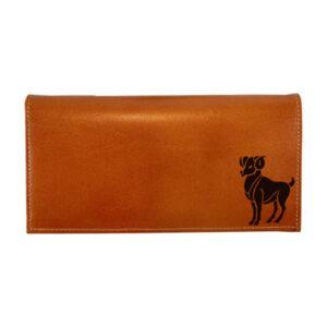 Genuine Leather Wallet - Farvardin Sambol